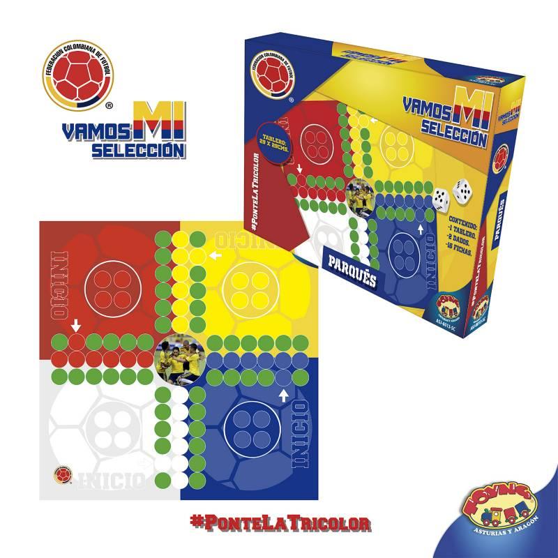 Toyng Asturias - Parques Selección Colombia