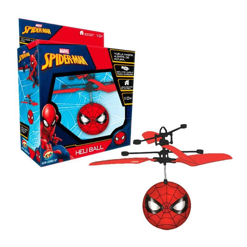 Marvel - Radiocontrolado Heli Ball Spiderman Marvel