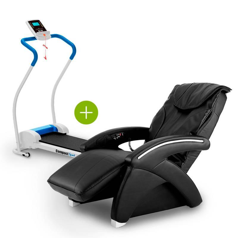 Dynamic - Silla de masaje + Caminador