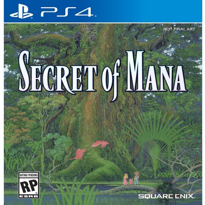 Square Enix - Videojuego Secret Of Mana