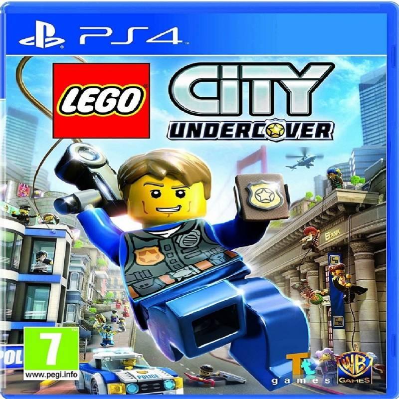 Warner - Videojuego Lego City Undercover