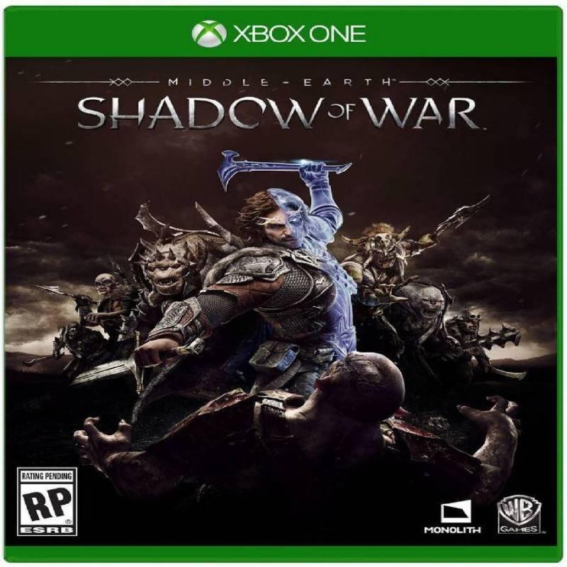 Warner - Videojuego Middle Earth Shadow Of War