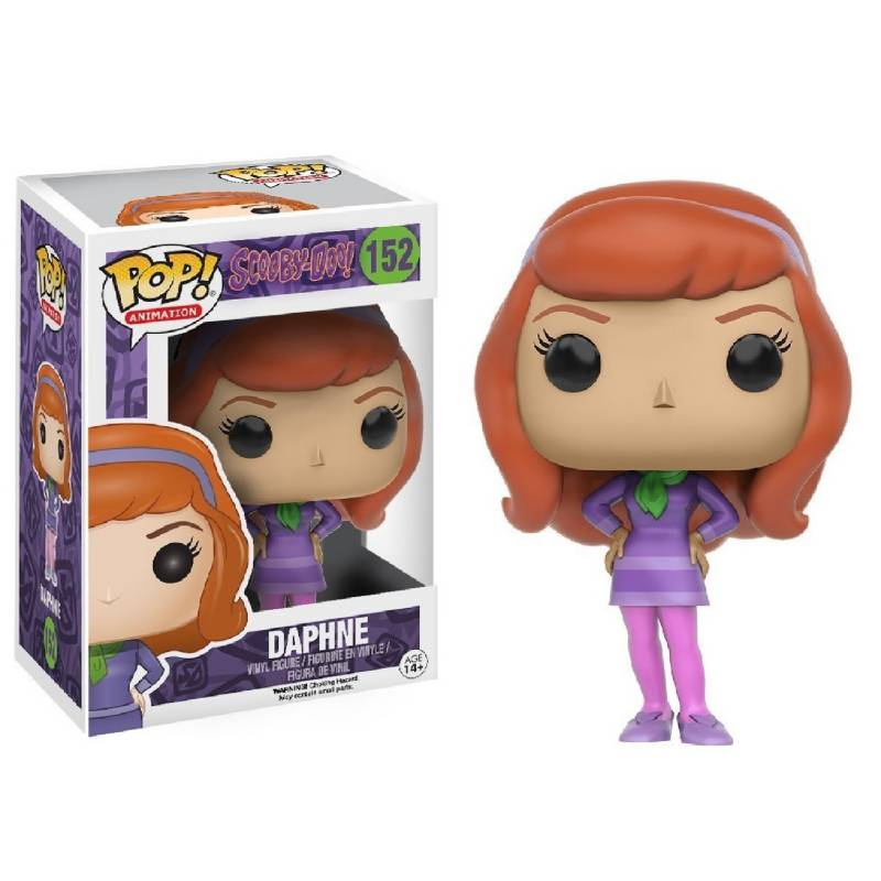 Funko - Pop Animation Scoobydoo Daphne