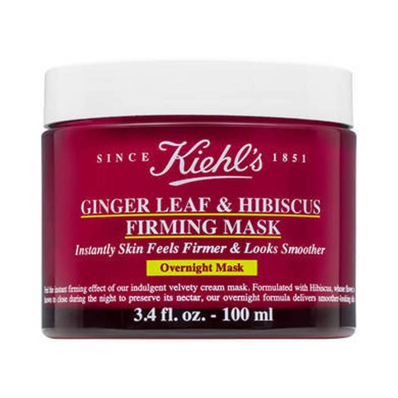 Kiehls - Mascarilla Ginger Leaf & Hibiscus Firming Mask 100 ml