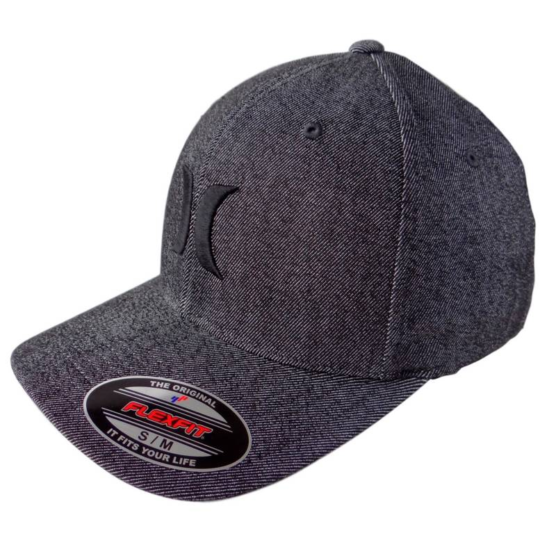 Hurley - Gorra Hurley Suits Outline Anthracite