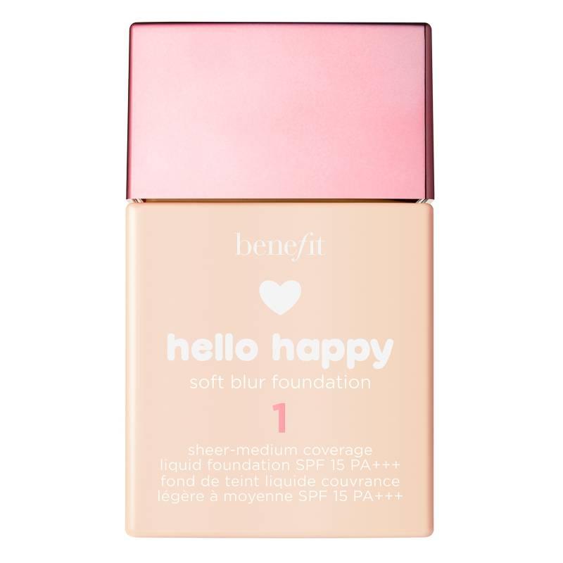 Benefit - Base Líquida Hello Happy