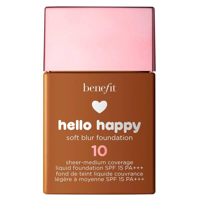 Benefit - HELLOHAPPY 10 SOFT BLUR