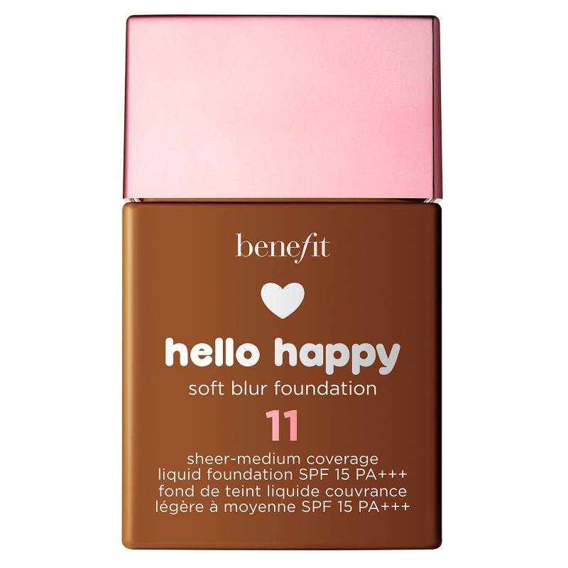 Benefit - HELLOHAPPY 11 SOFT BLUR