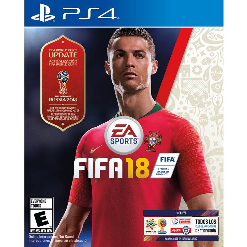 Electronic Arts - Videojuego FIFA World Cup