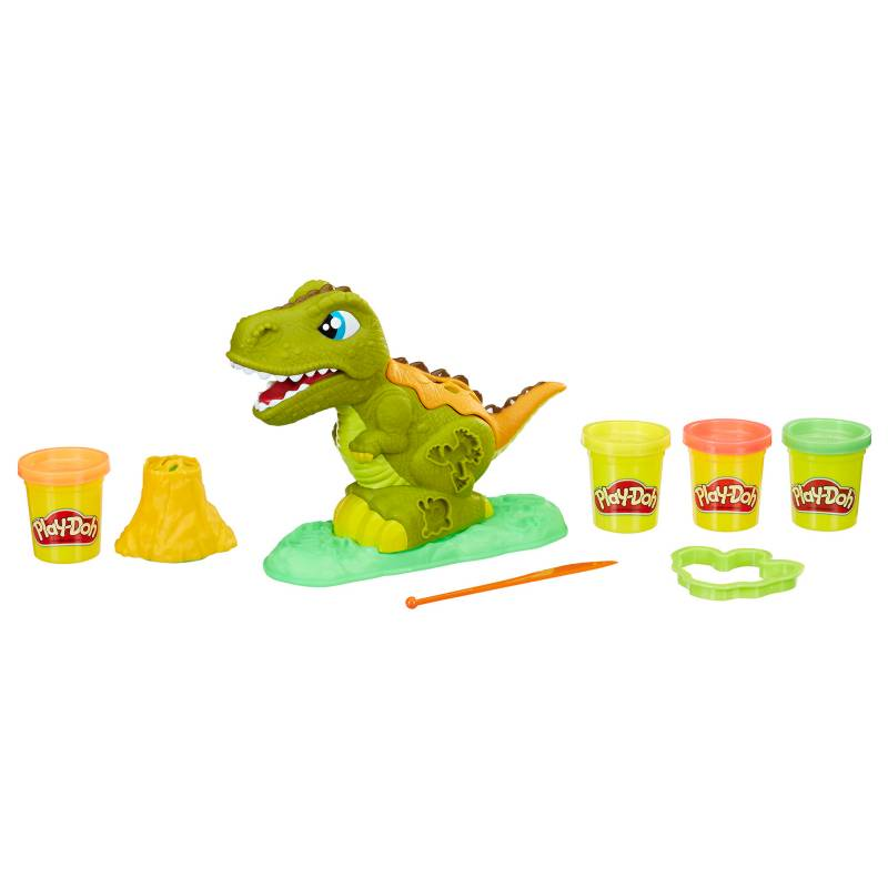 Play Doh - Play-Doh Rex el Dinosaurio