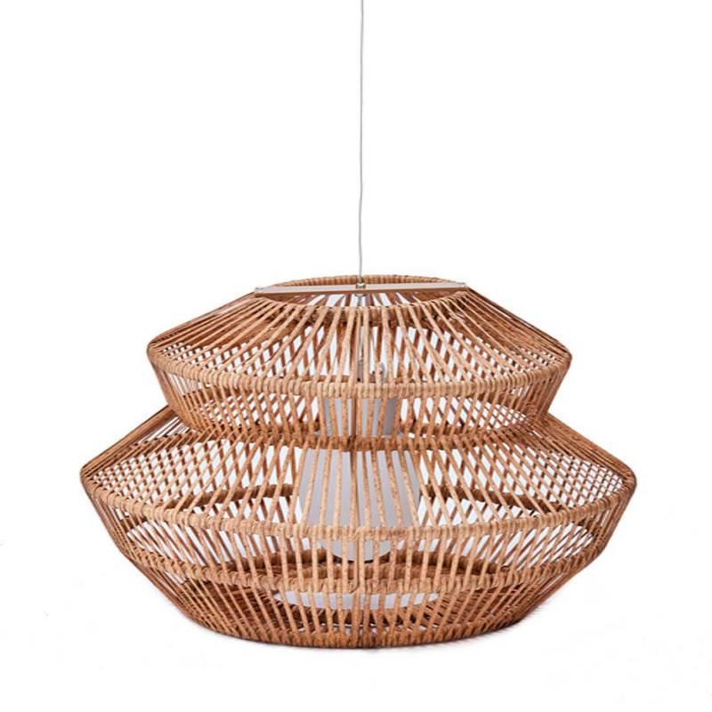 Navarra Outdoor - Lámpara Techo Golden Spiral S
