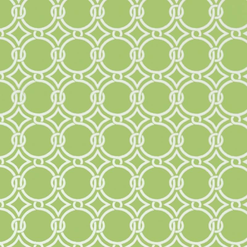 Thibaut - Sin medidas Papel de Colgadura Verde Gilo