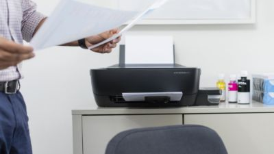 HP Impresora Multifuncional Ink Tank Wireless 415
