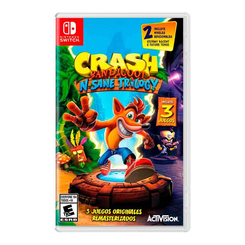 Activision - Videojuego Crash Bandicoot N'Sane Trilogy