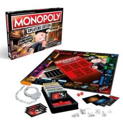 Hasbro Games - Juego de Mesa Monopoly Edición para Tramposos