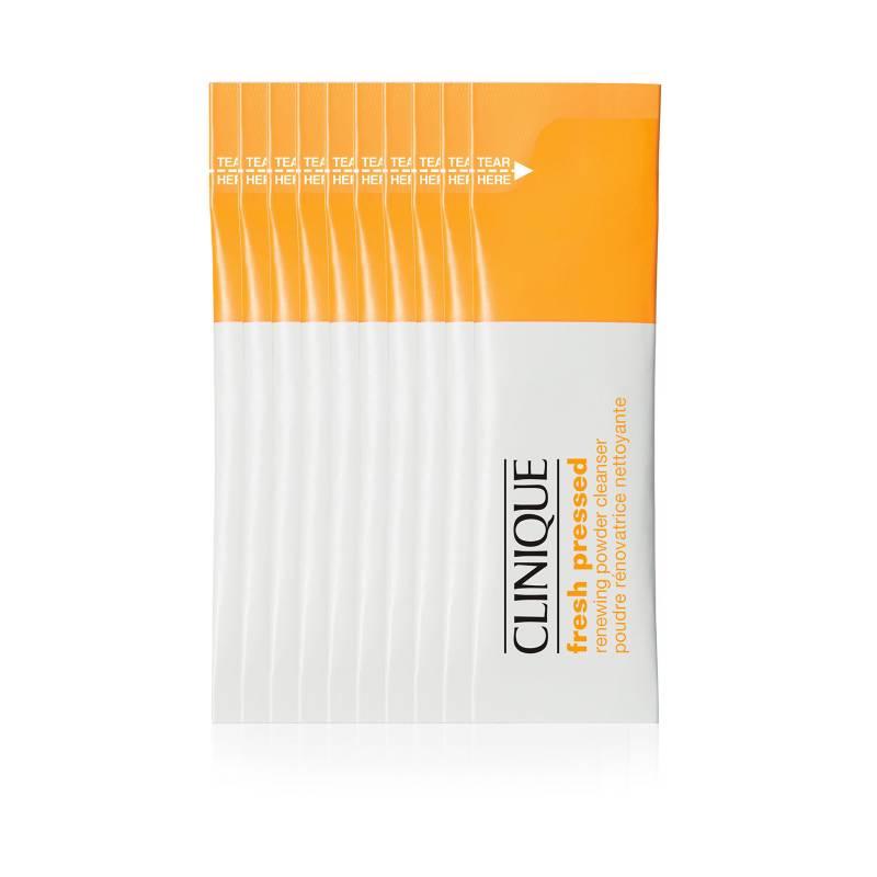 Clinique - Limpiador Clinique Fresh Pressed Renewing Powder Cleanser con Vitamin C