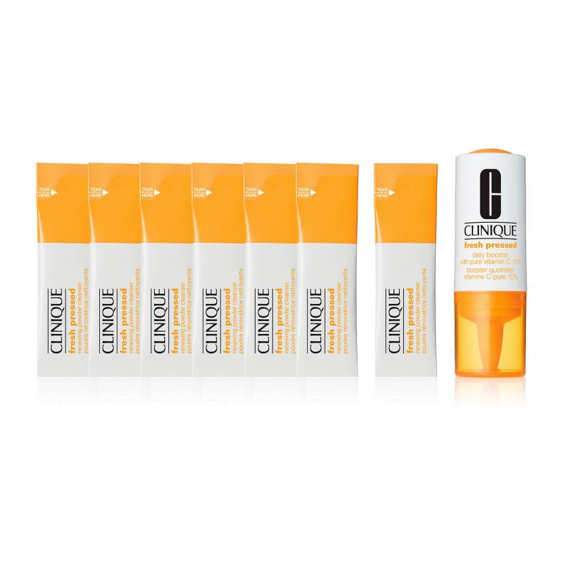 Clinique - Limpiador Fresh Pressed 7-Day System with Pure Vitamin C