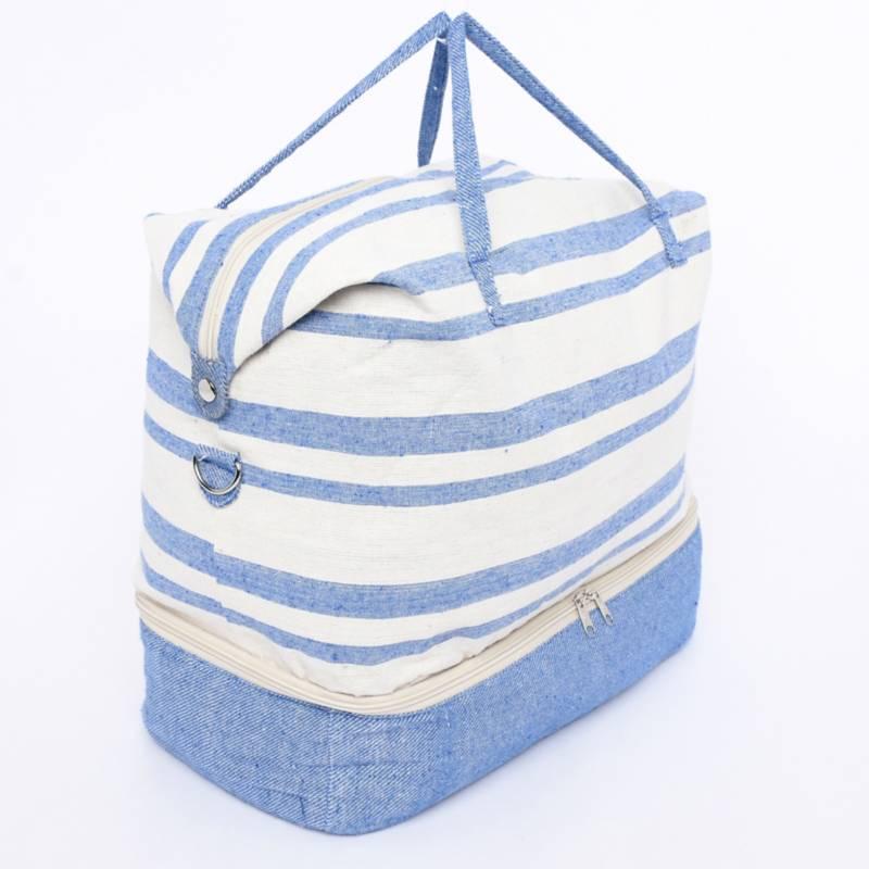 Evento textil - Maletín Ecoviaje Blue