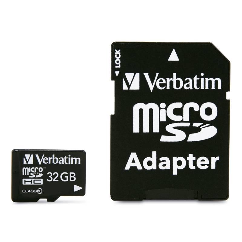 Verbatim - Premium MicroSDXC Card 32GB