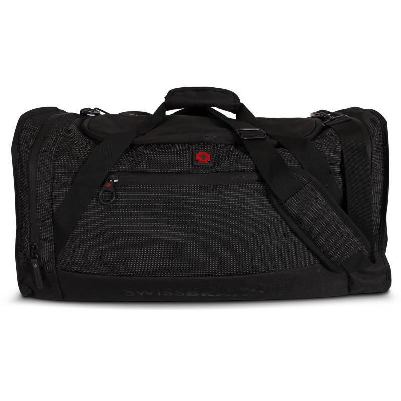 Swissbrand - Maletín Stanford Duffle Bag Negro