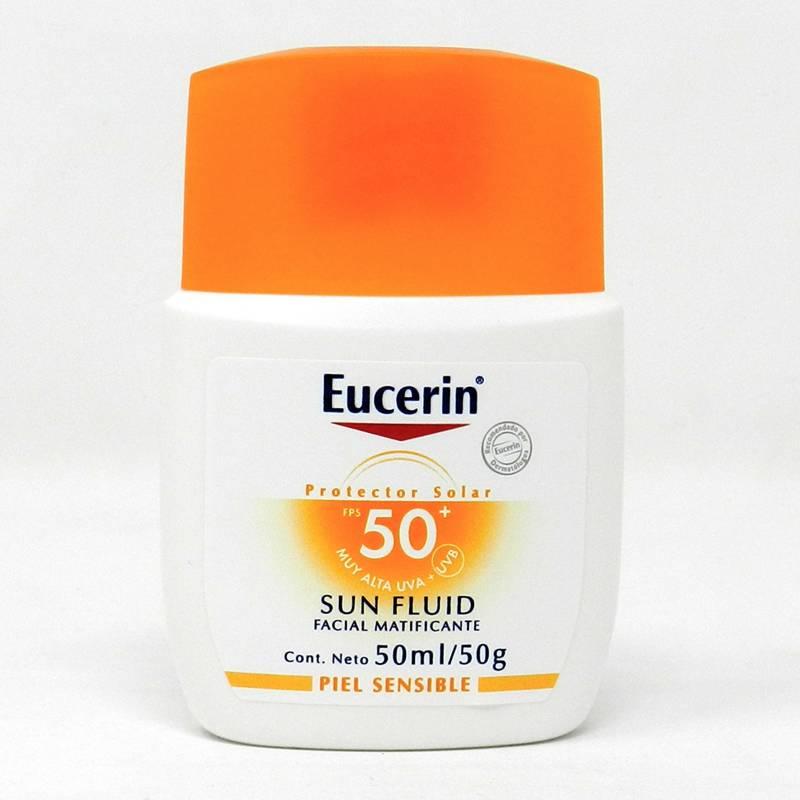 Eucerin - Bloqueador Solar Sun Fluido Matificante