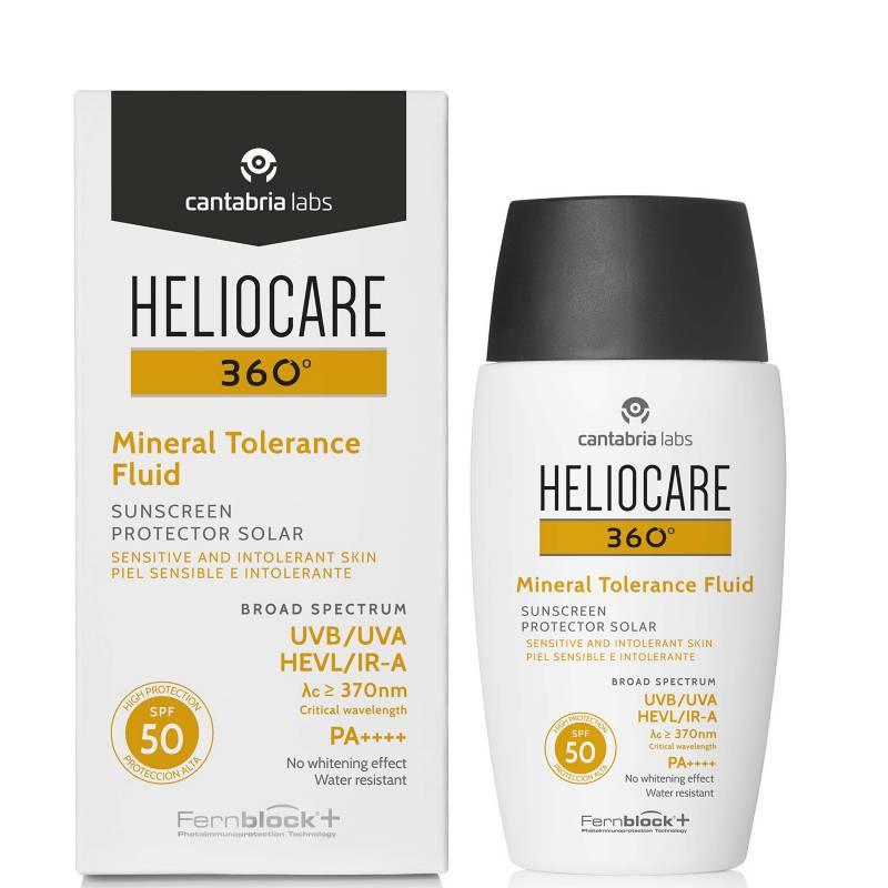 IFC - Bloqueador Solar - Heliocare 360º Mineral Tolerance Fluid