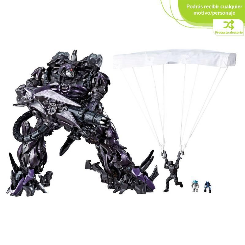 Transformers - Figura de acción Transformers Studio Series Figura Clase Líder Surtido
