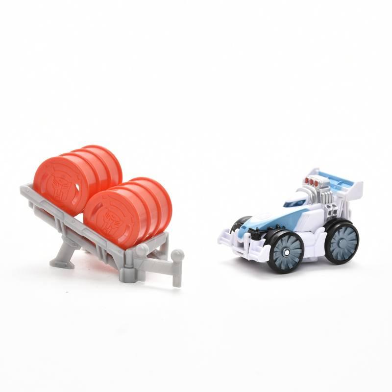 Transformers - Rescue Bots Flipracer Impulso