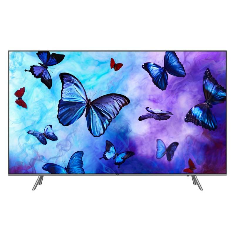 "Samsung - QLED 55"" 4K Ultra HD Smart TV QN55Q6FNAKXZL"