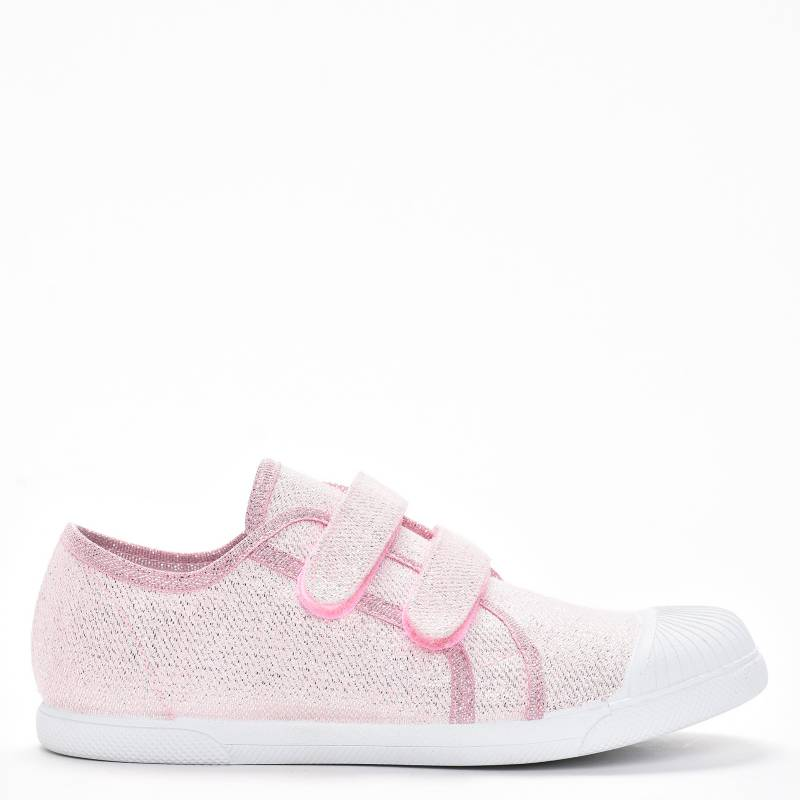 Childrench - Tenis moda Doble Velcro
