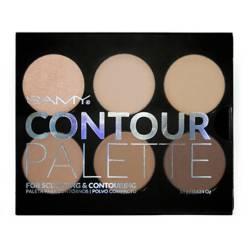Samy Cosmetics - Paleta-Contornos
