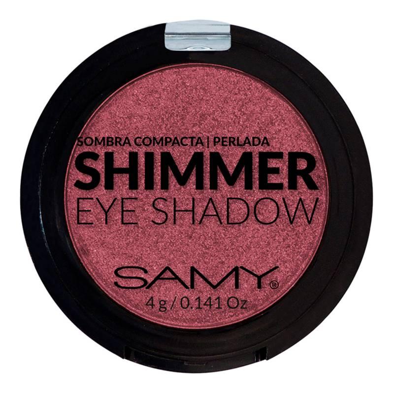 Samy Cosmetics - Sombra Individual-Mineral Mate