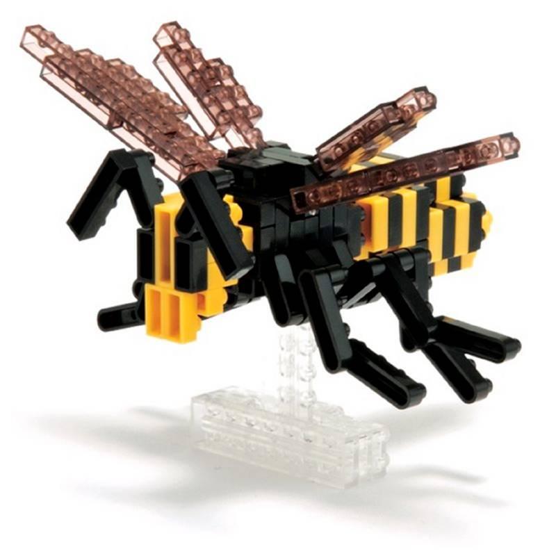 Nanoblock - Armable Abeja Gigante