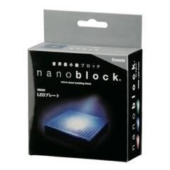 Nanoblock - Armable Luz Plato LED