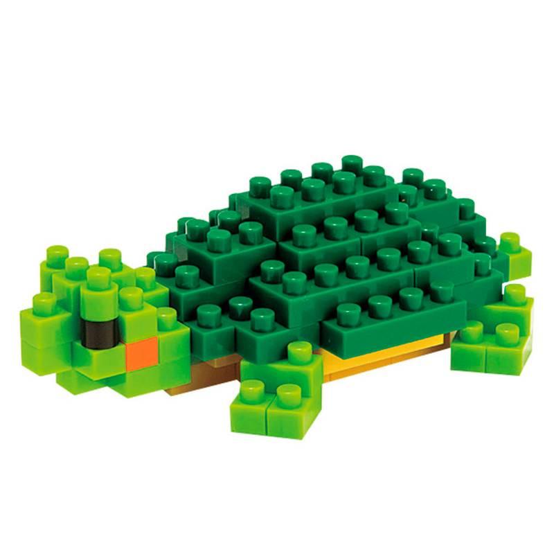 Nanoblock - Armable Tortuga