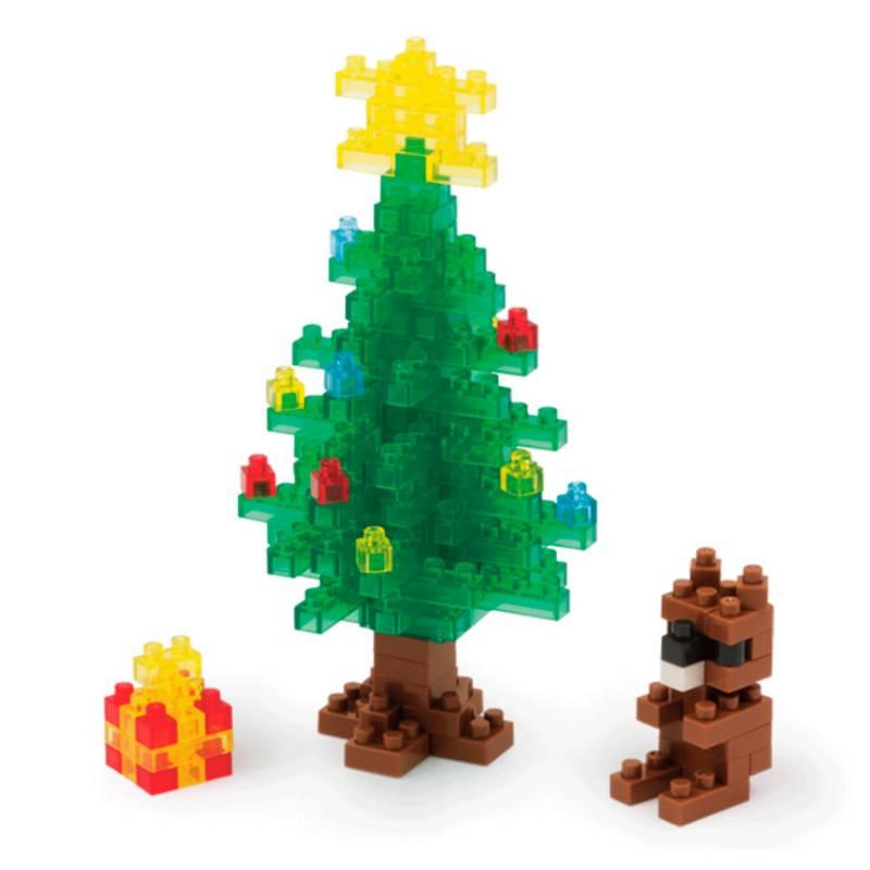Nanoblock - Armable Árbol de Navidad