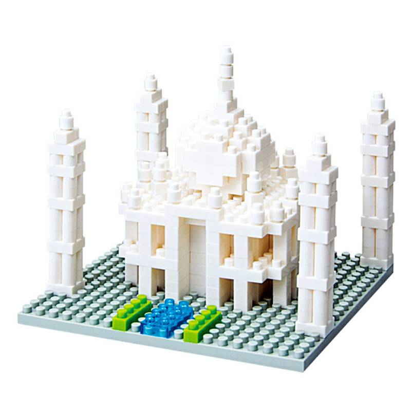 Nanoblock - Taj Mahal