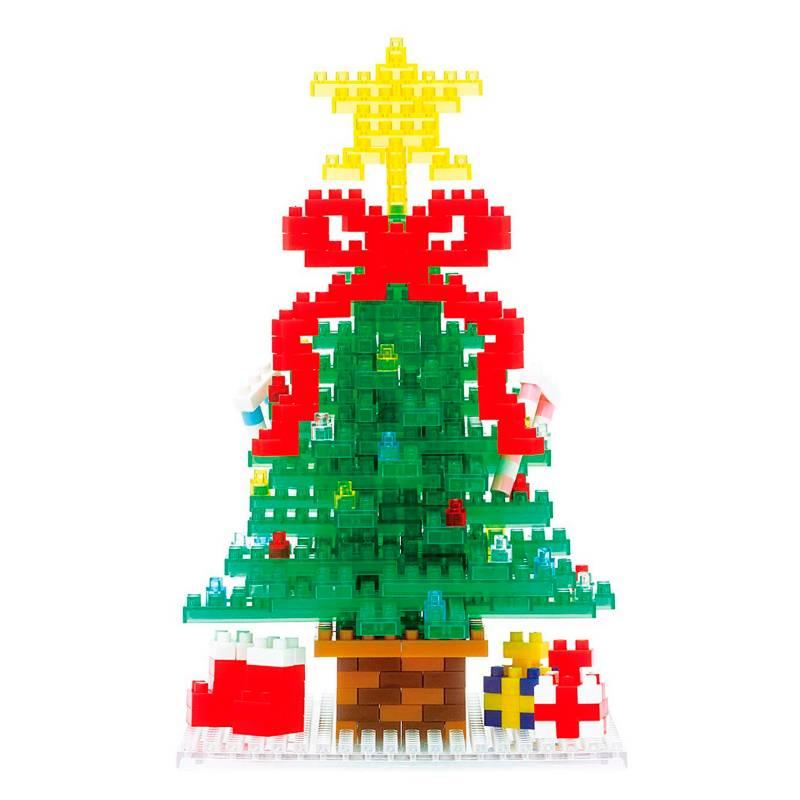 Nanoblock - Armable Árbol de Navidad 2014