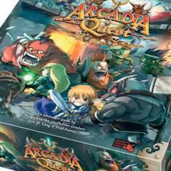 Edge Entertainment - Juego Arcadia Quest