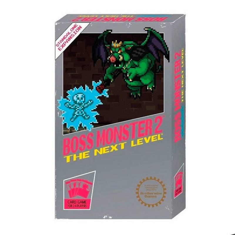 Edge Entertainment - Juego Monstruo Final Siguiente Nivel