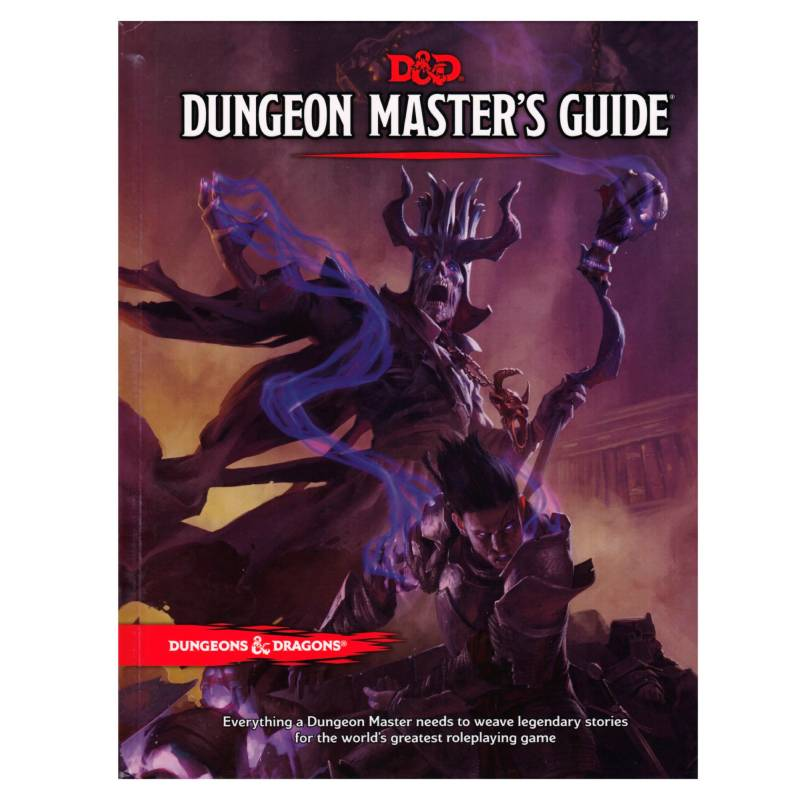 Edge Entertainment - Juego Dungeon Guía Del Dungeon Master