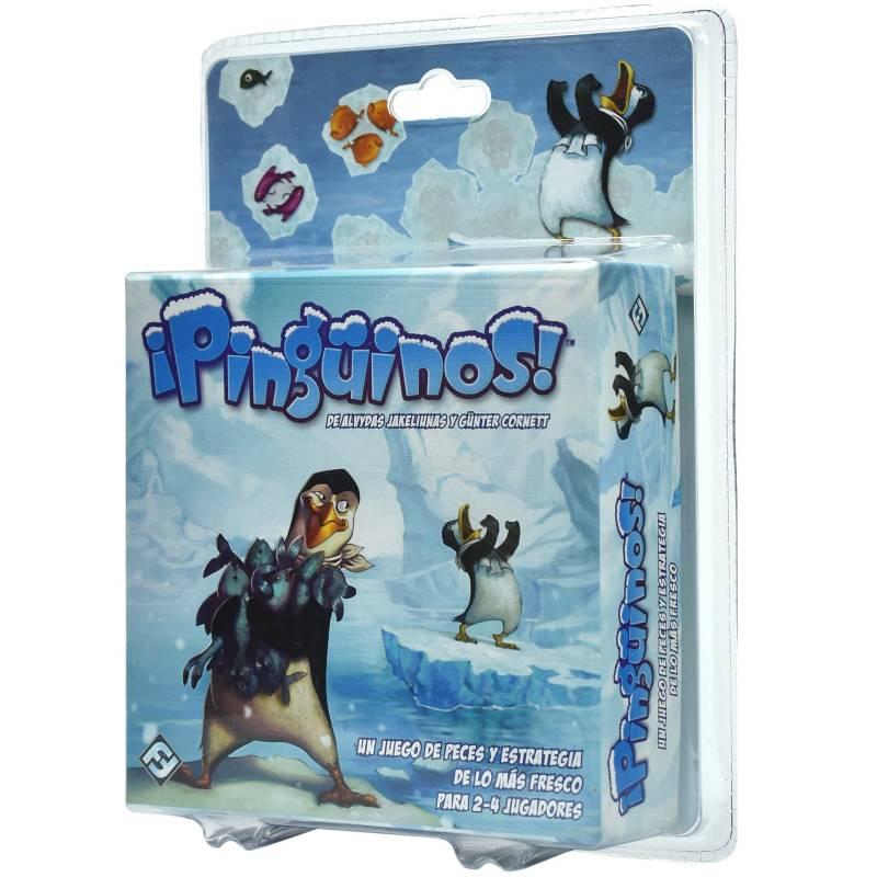 Fantasy Flight Games - Pingüinos