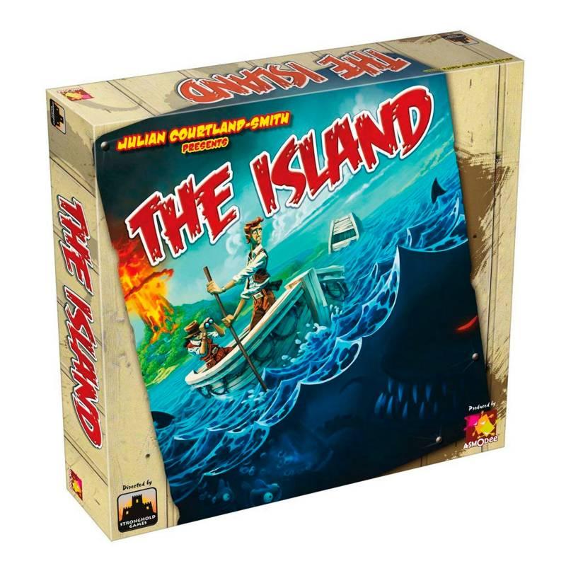 Asmodee Studio - Juego The Island