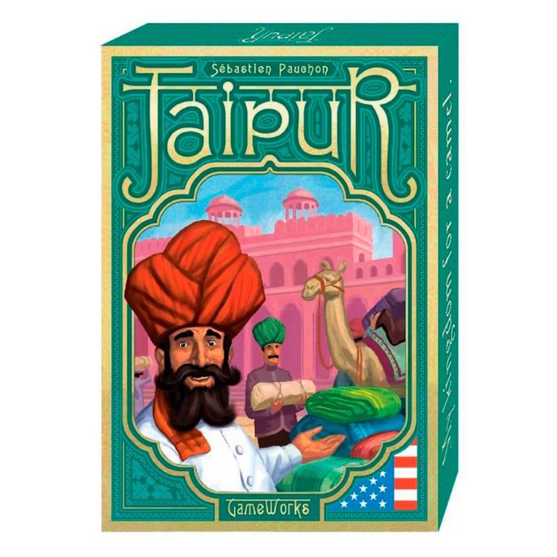 GameWorks - Juego Jaipur