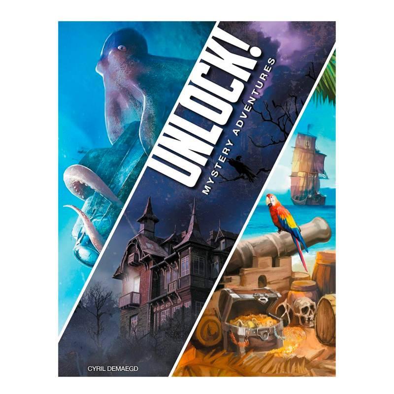 Space Cowboys - Juego Unlock Mystery Adventures