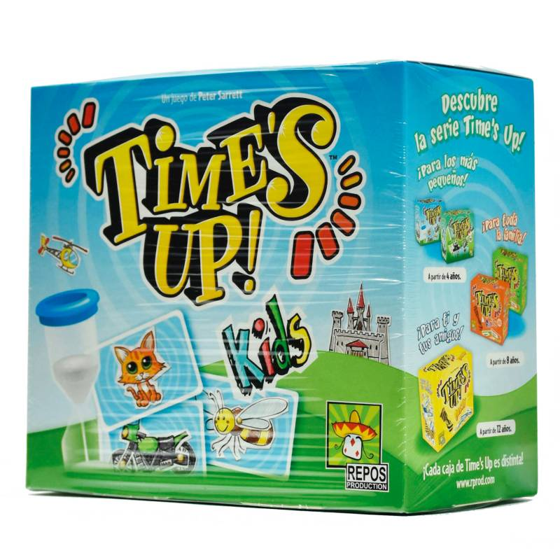 Repos Production - Juego Times Up Kids 1