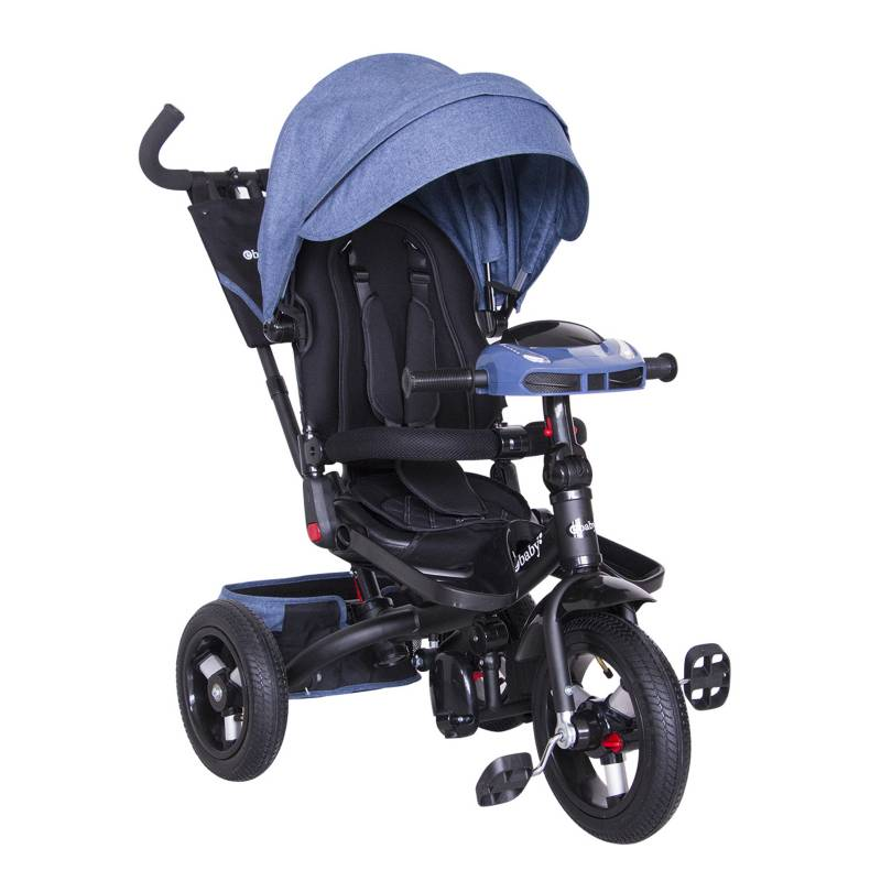eBaby - Triciclo 303 Azul