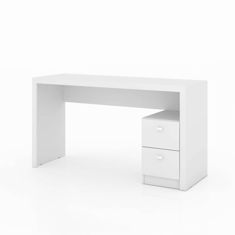 Mica - Escritorio Santorini-Blanco