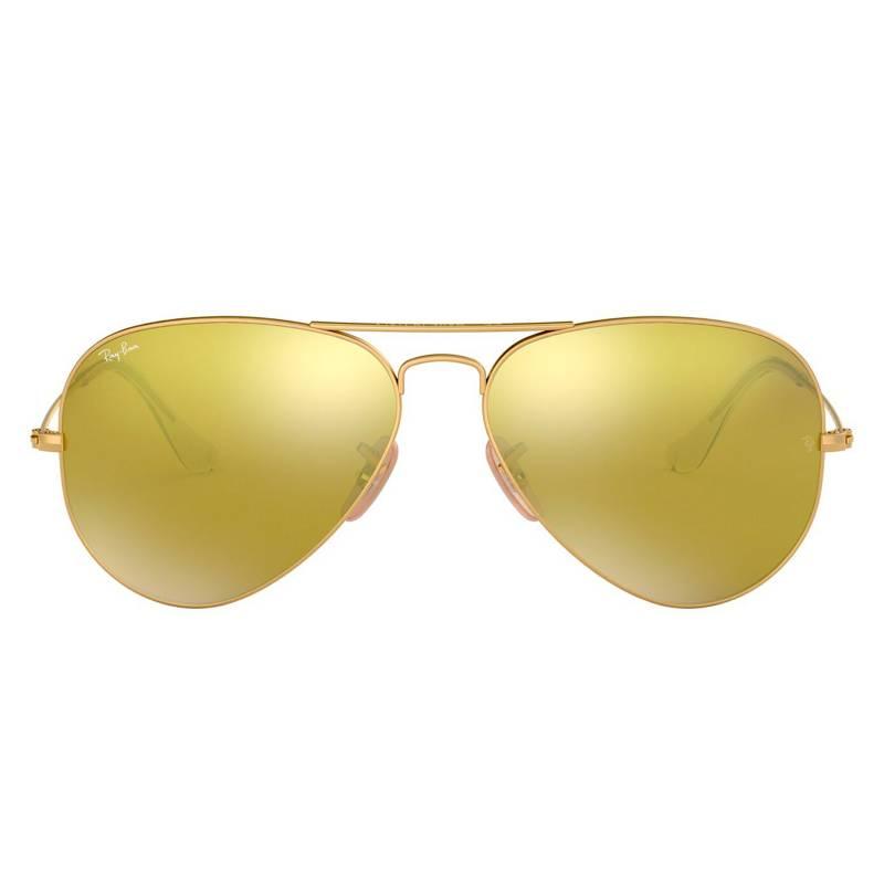 Ray-Ban - Gafas de sol Ray Ban Aviator Flash Lenses