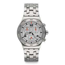 Swatch - Reloj Hombre Swatch Silver Again YVS447G